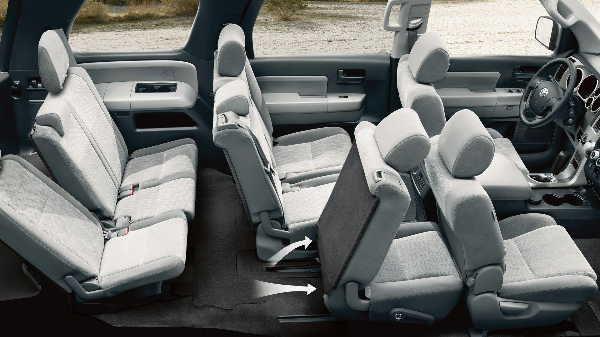 1401125701 06 - Тест-драйв Toyota Sequoia (2014)