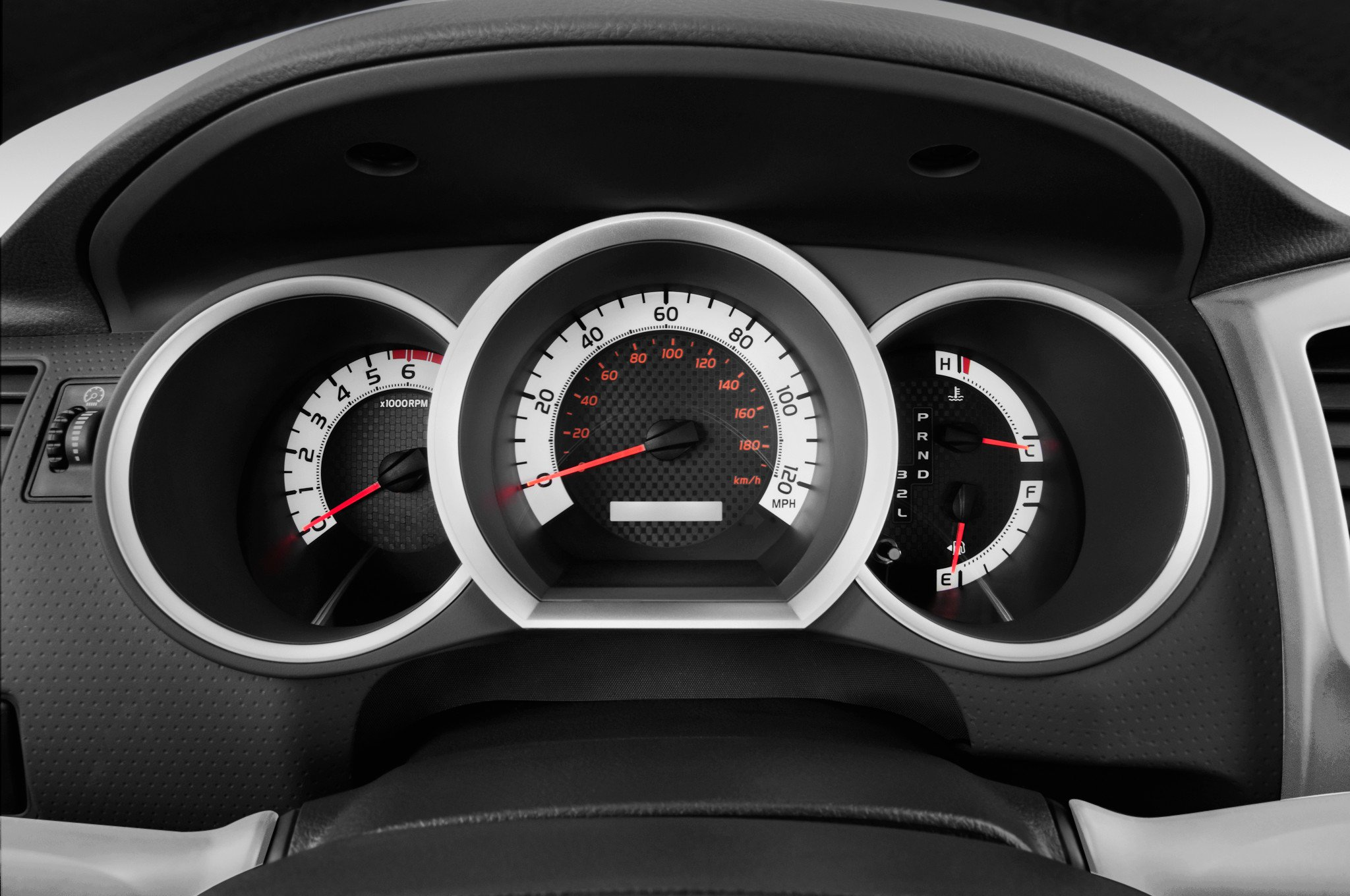 Тест-драйв Toyota Tacoma (2014)