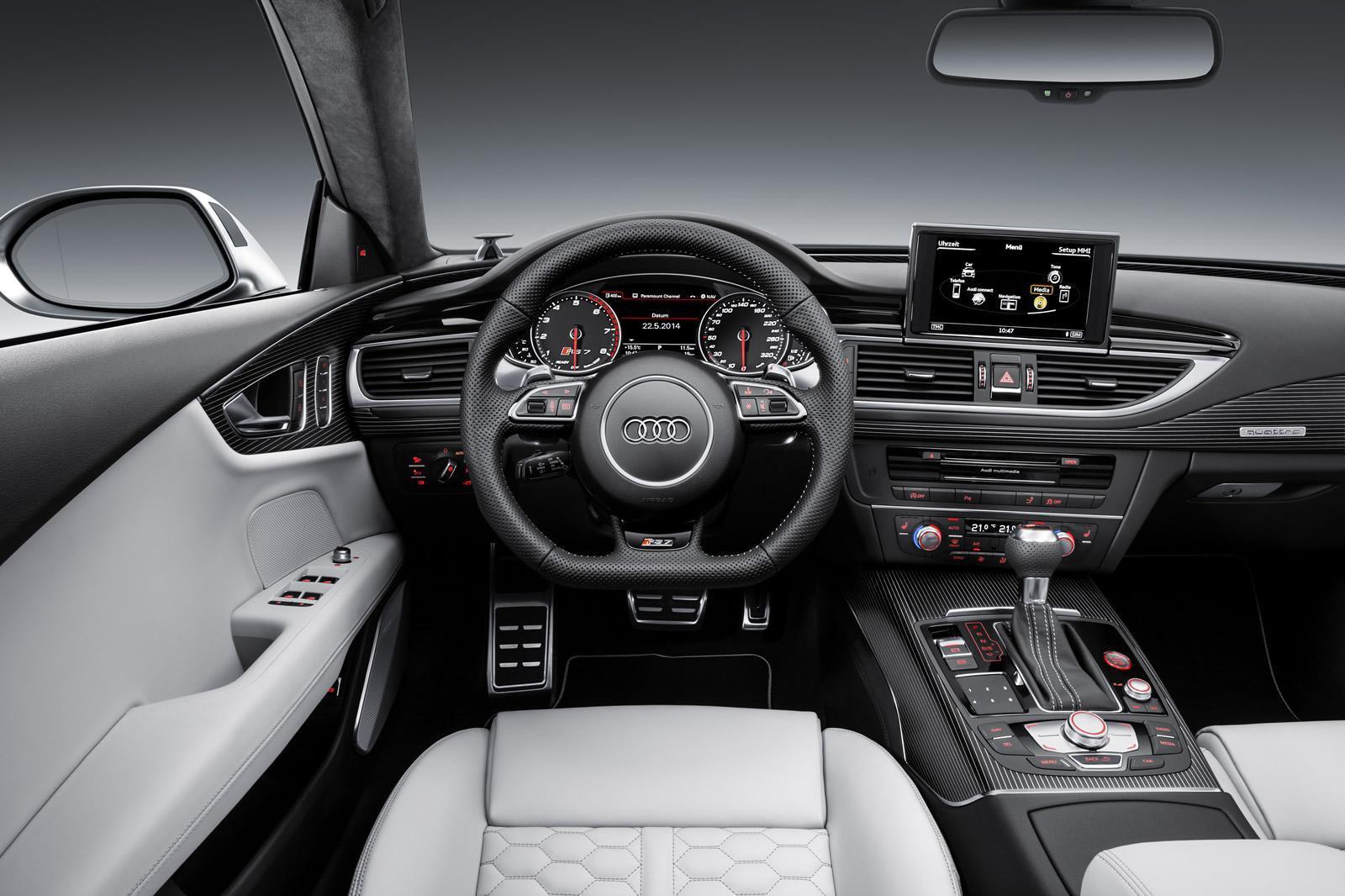 Тест-драйв Audi RS7 Sportback (2015)