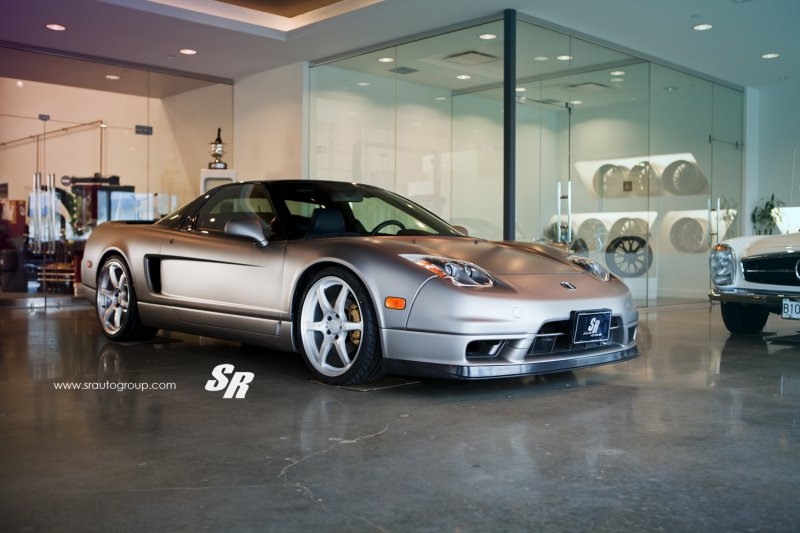 Acura NSX от SR Auto Group