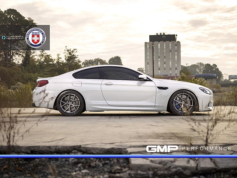 BMW M6 Coupe в исполнении GMP Performance
