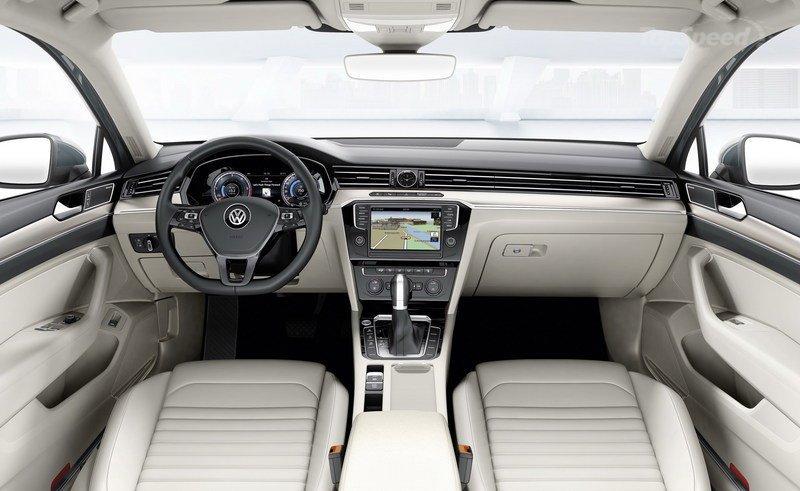 Тест-драйв Volkswagen Passat (2015)