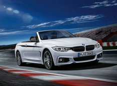 BMW представил фото 4-Series Convertible M Performance