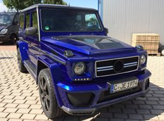 Mercedes G-Class в тюнинге German Special Customs