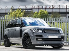 Range Rover Performance Edition от ателье Kahn Design