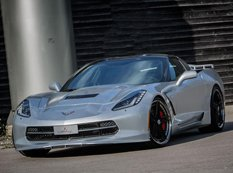 Chevrolet Corvette Stingray в исполнении Abbes Design