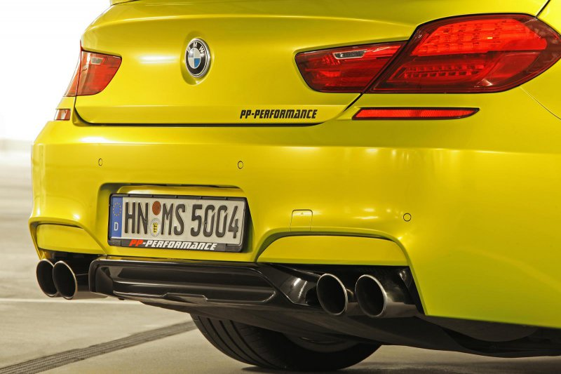 BMW M6 Gran Coupe RS800 от PP-Performance