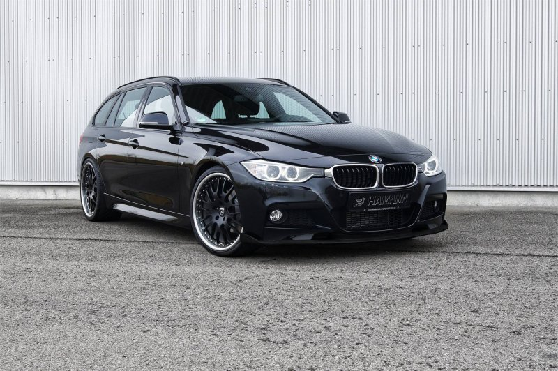 BMW 3-Series Touring (F31) от Hamann Motorsport
