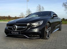 G-Power добавил мощности Mercedes-Benz S63 AMG Coupe