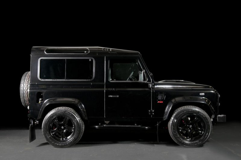 500-сильный Land Rover Defender Ultimate RS от Urban Truck