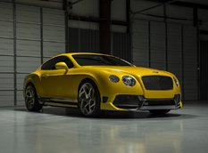 Bentley Continental GT BR10RS от Vorsteiner