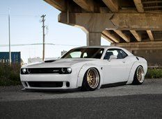 Dodge Challenger Hellcat от SR Auto Group