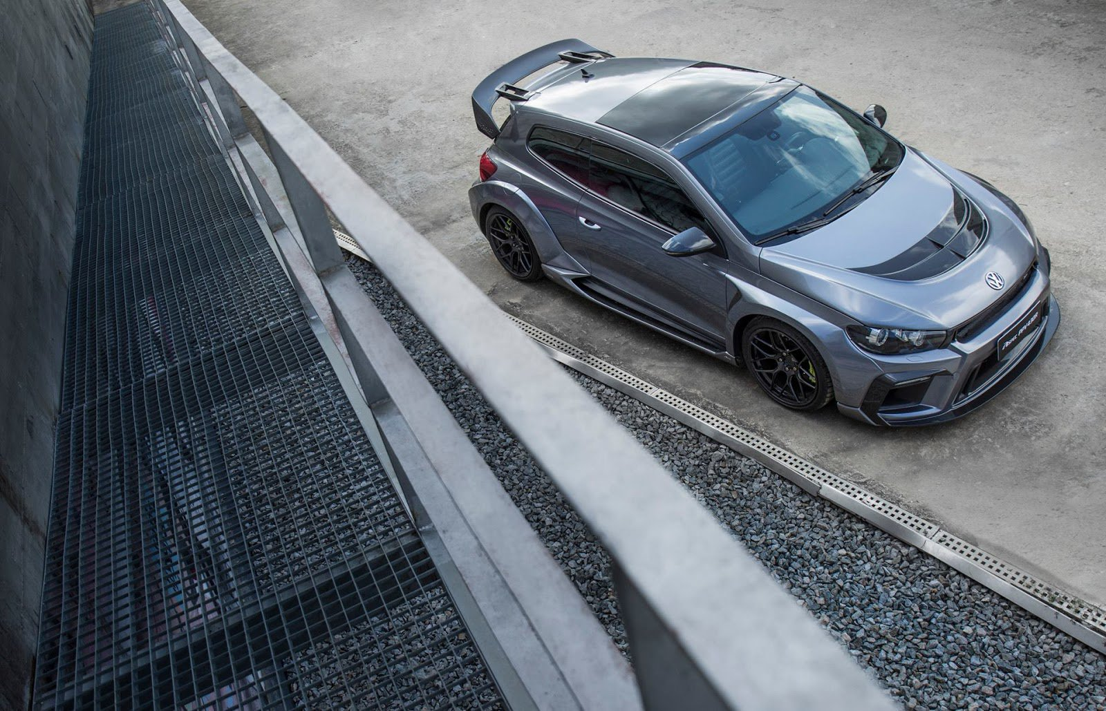 1477066695 vw scirocco r widebody monster by aspec comes from china 4 - Volkswagen VW Scirocco R от Aspec