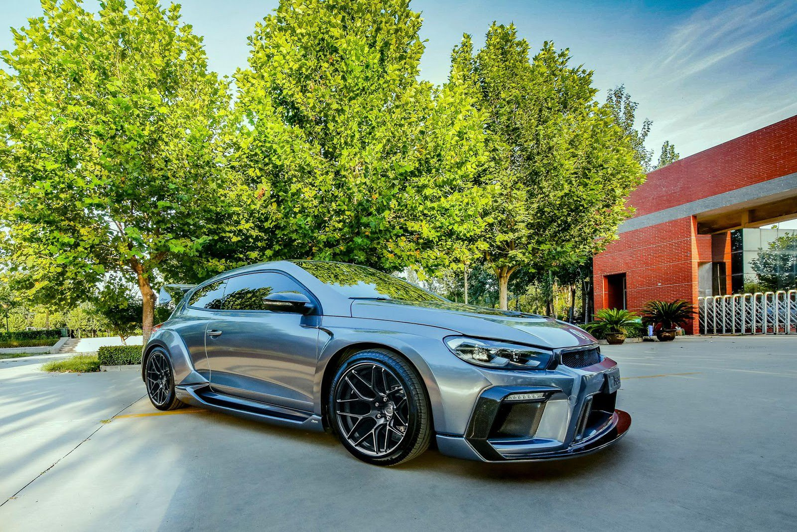 1477066723 vw scirocco r widebody monster by aspec comes from china 15 - Volkswagen VW Scirocco R от Aspec