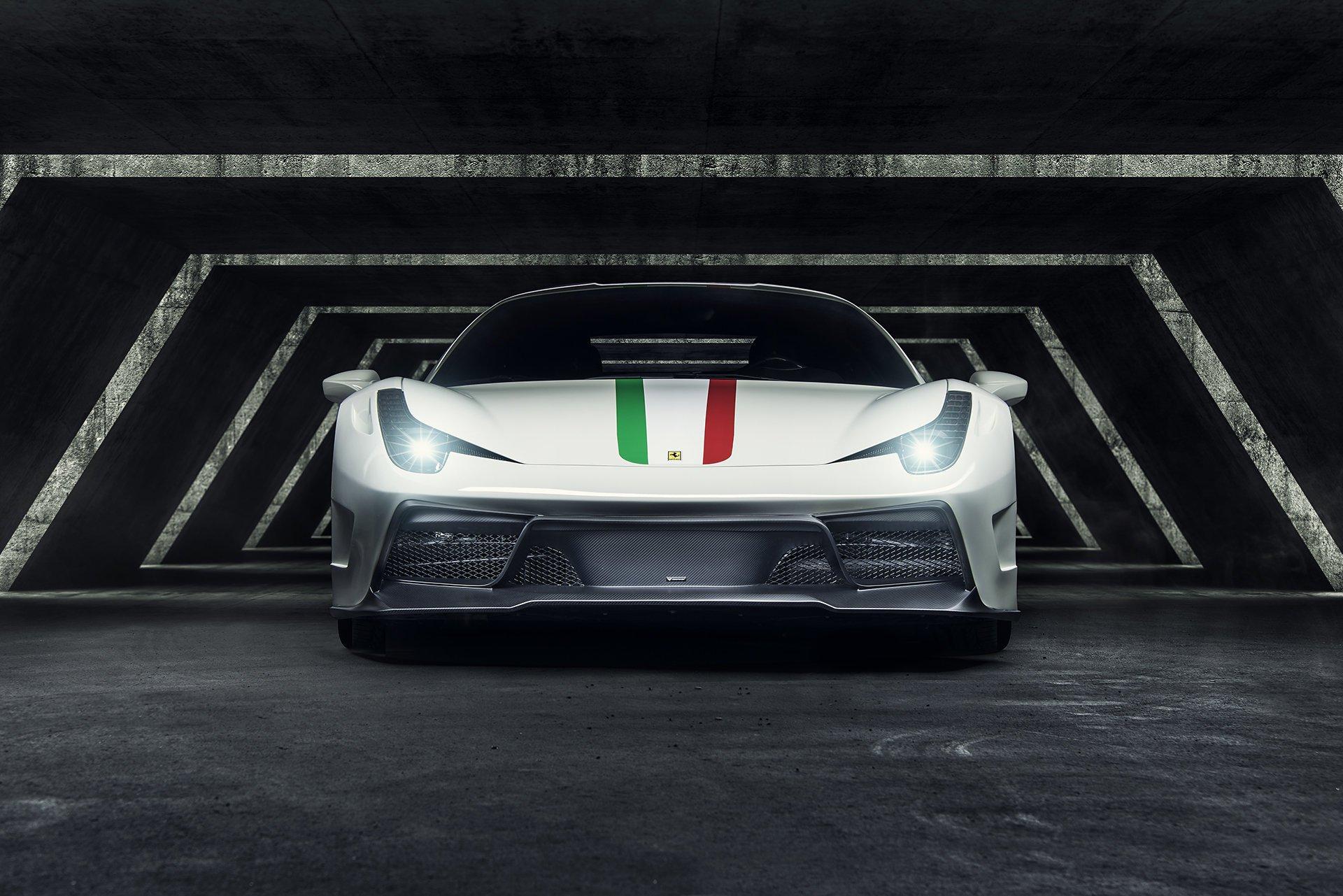 1478476613 vorsteiner ferrari 458 2 - Vorsteiner представил новую Ferrari 458-VX Italia