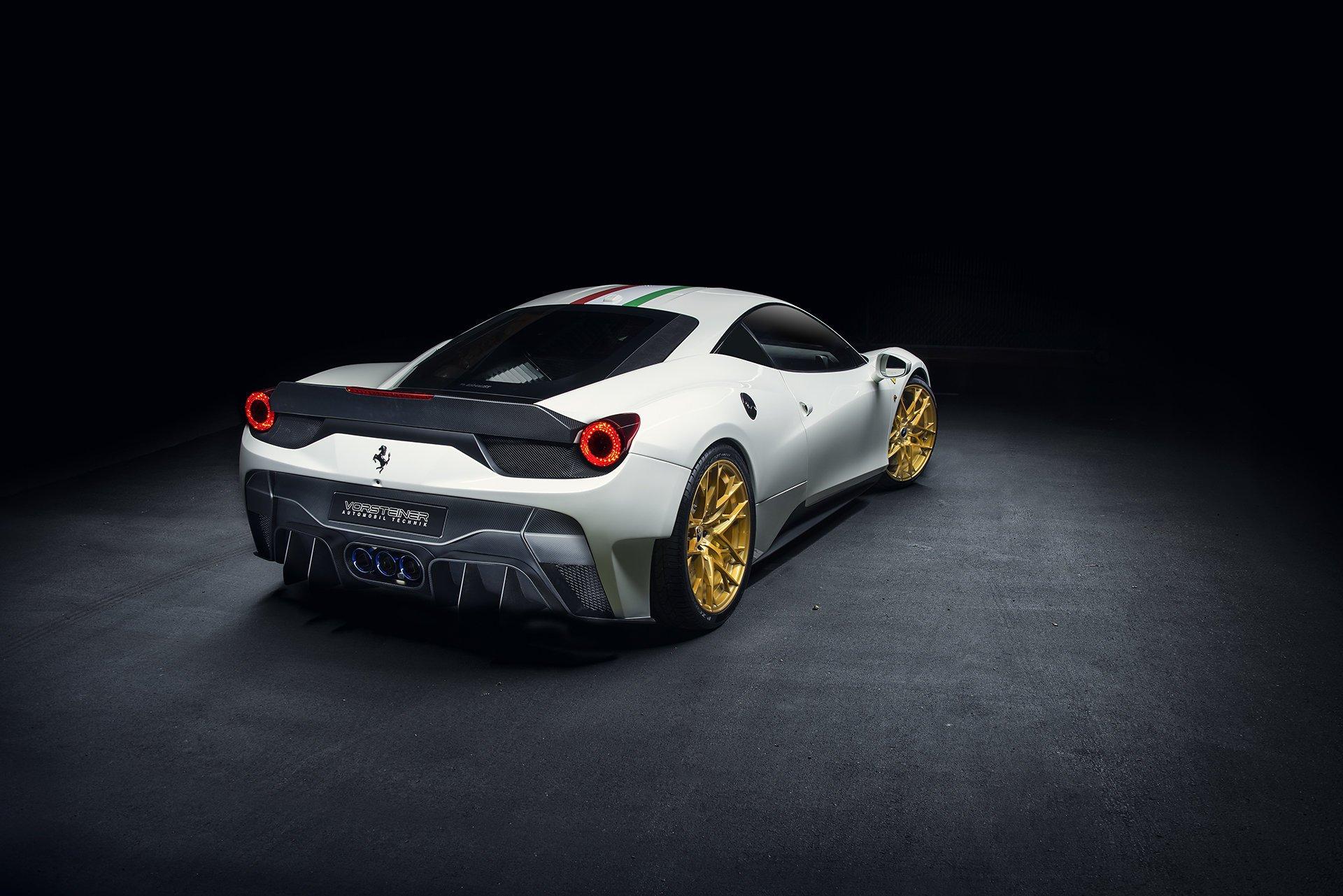 1478476628 vorsteiner ferrari 458 7 - Vorsteiner представил новую Ferrari 458-VX Italia