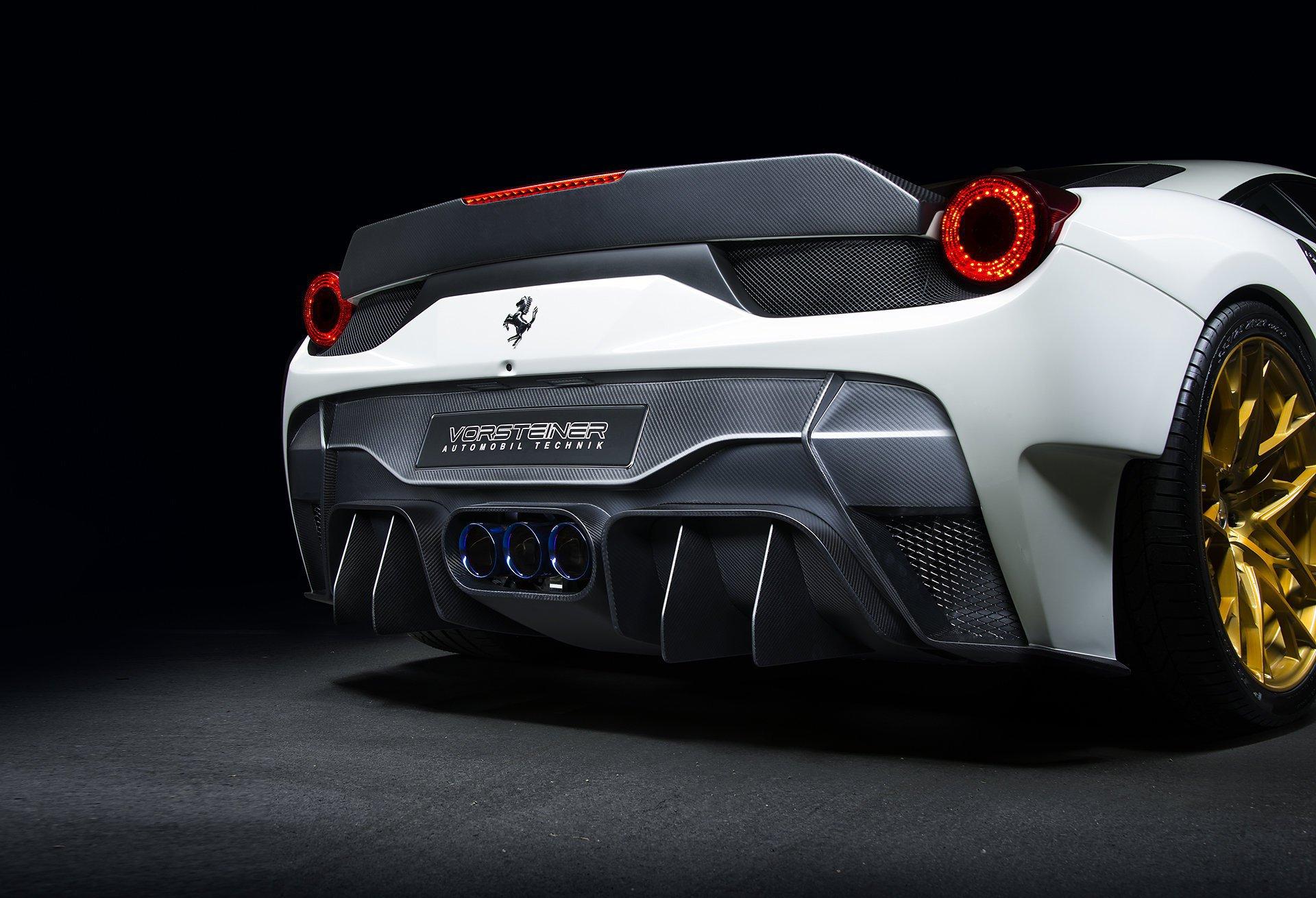 1478476672 vorsteiner ferrari 458 5 - Vorsteiner представил новую Ferrari 458-VX Italia