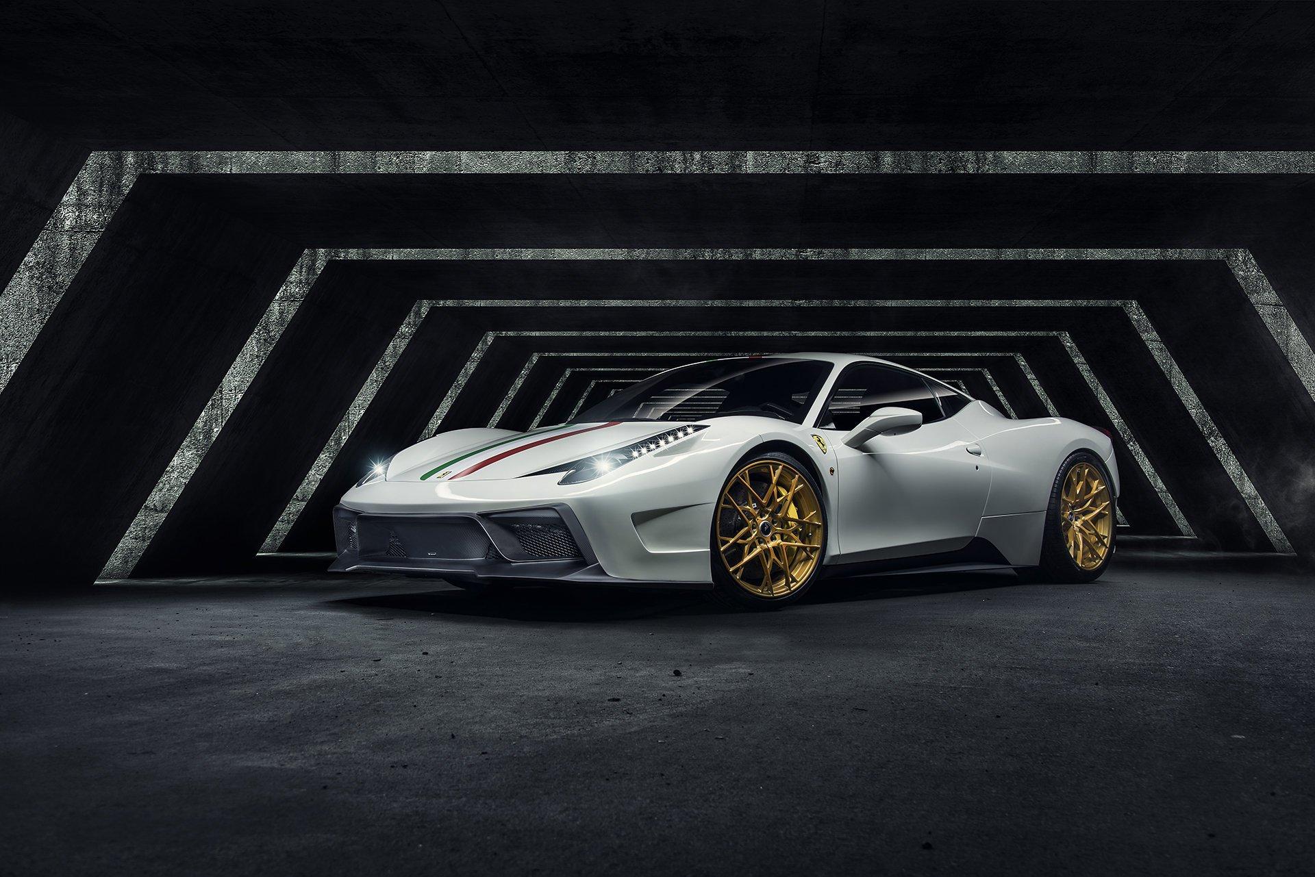 1478476700 vorsteiner ferrari 458 1 - Vorsteiner представил новую Ferrari 458-VX Italia