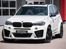 BMW X5 M Typhoon в исполнении G-Power