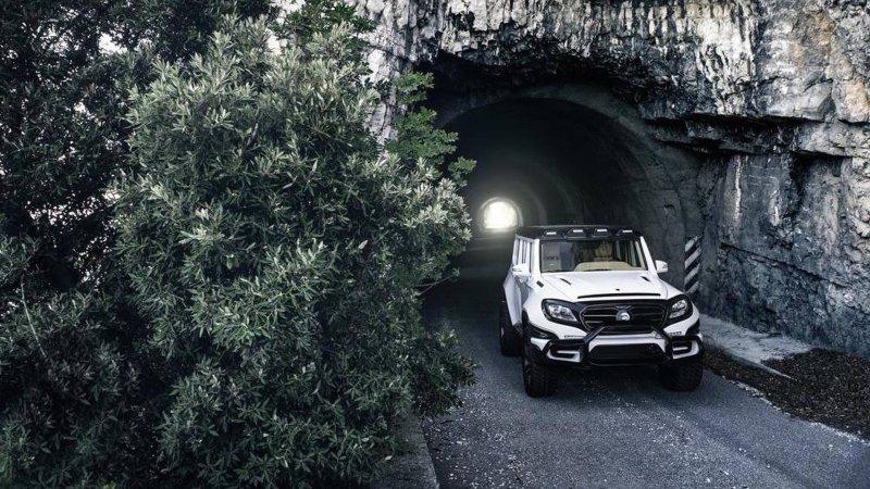 Ares Design представил 760-сильный люксовый Mercedes G63 AMG