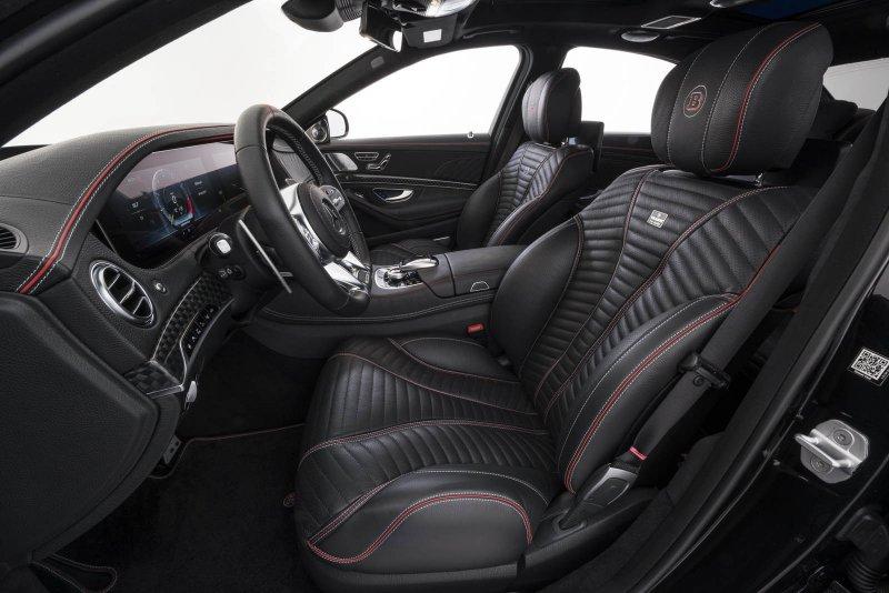 Brabus представил 888-сильный Maybach S650