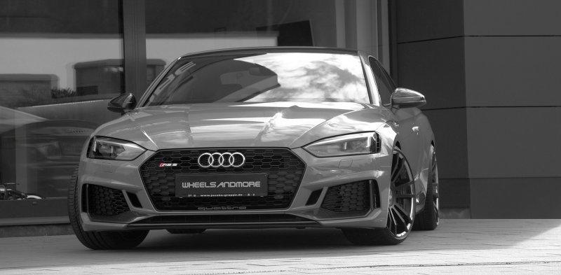 Audi RS5 Coupe в исполнении Wheelsandmore