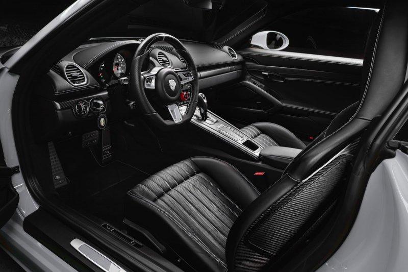 TechArt повторно модифицировали серию Porsche 718