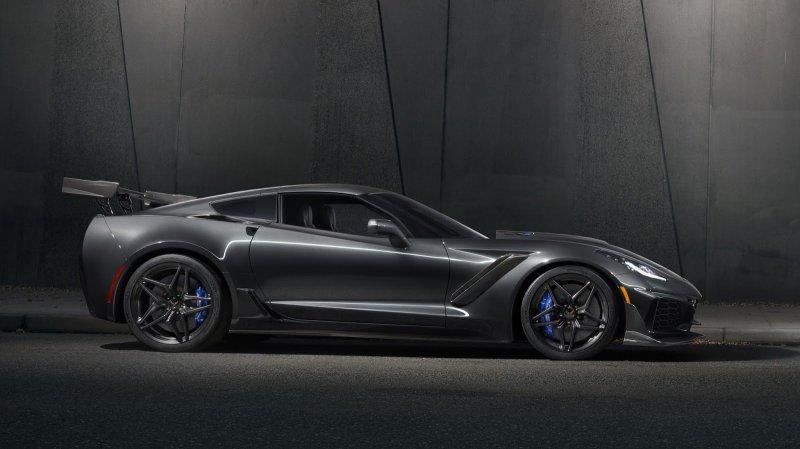 Hennessey модифицирует движок Chevrolet Corvette ZR1 2019