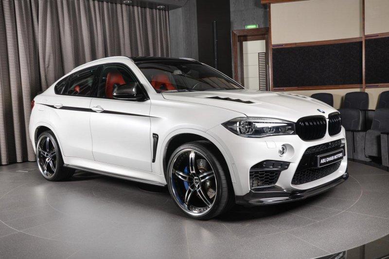 BMW X6 M от мастеров 3D Design