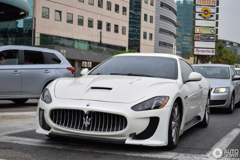 DMC Sovrano представил обвес для Maserati GranTurismo
