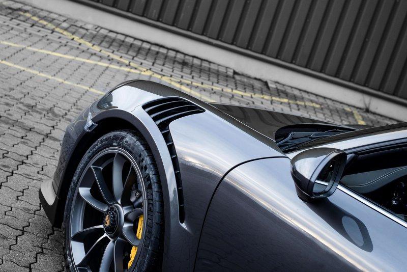 Porsche 911 Targa 4 GTS в тюнинге от McChip-DKR