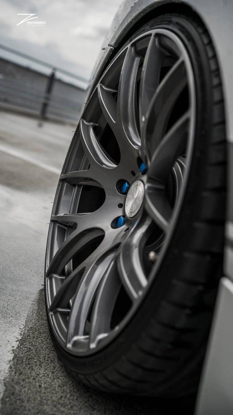 Универсал BMW E91 3-й серии в тюнинге Z-Performance