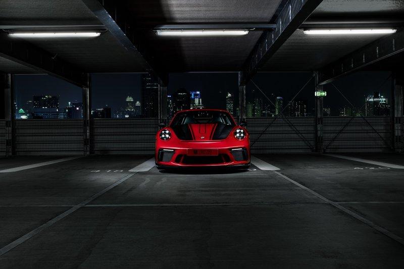 Porsche Panamera Sport Turismo в исполнении TechArt