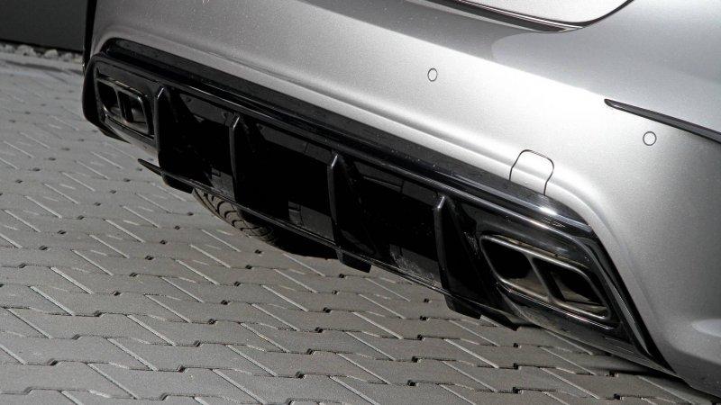 542-сильный Mercedes-AMG A45 от мастерской Posaidon