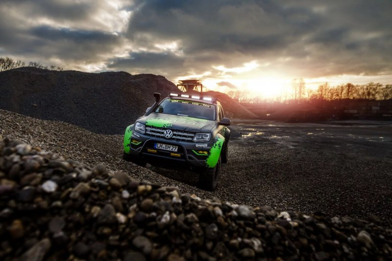 Volkswagen Amarok в исполнении BBM Morotsport