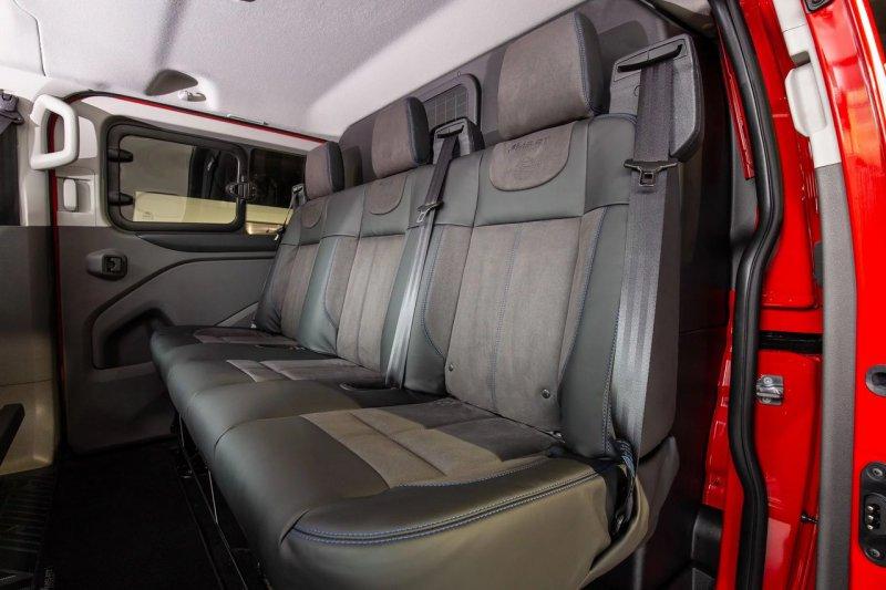 MS-RT представили свою версию Ford Transit Custom