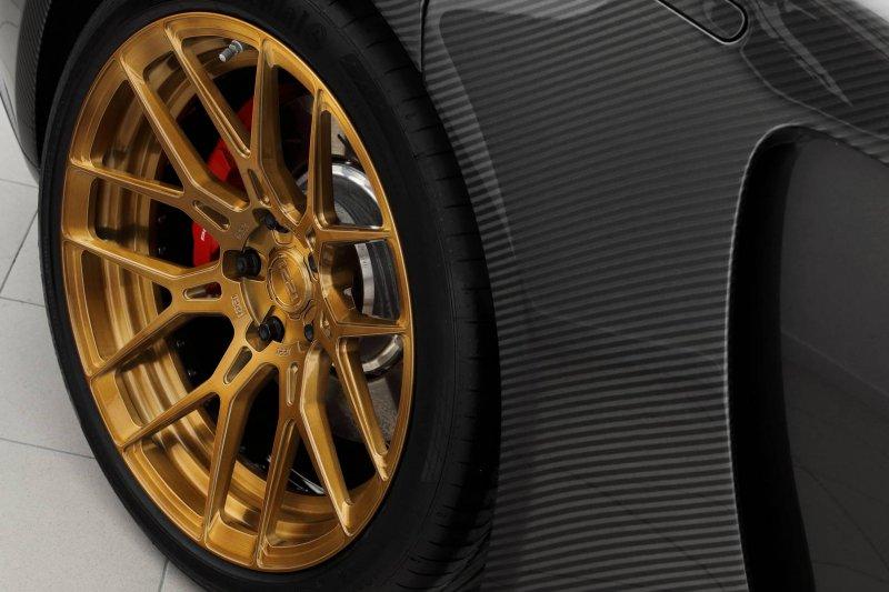 Porsche Panamera и 911 Turbo S Carbon Edition от мастеров TopCar
