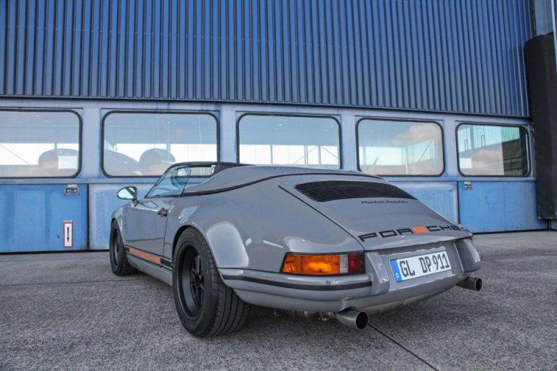 DP Motorsport превратили Porsche Targa в 911 Speedster