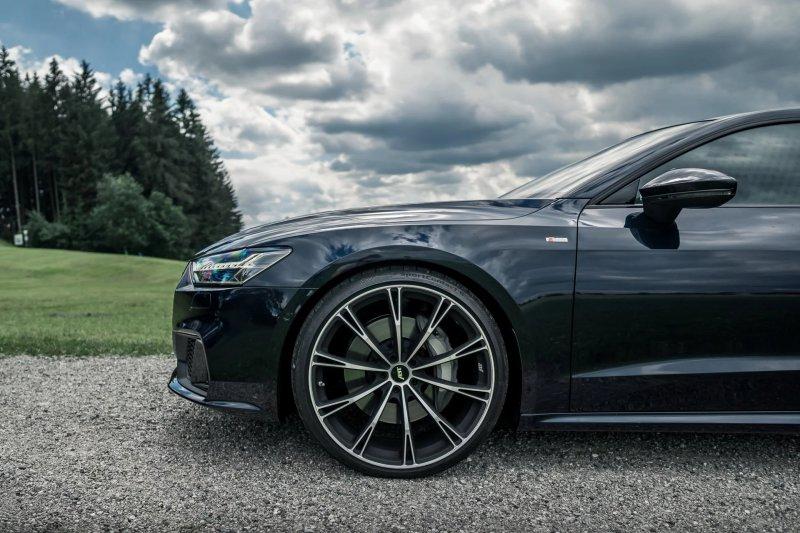 Audi A7 Sportback от мастеров из ABT Sportsline