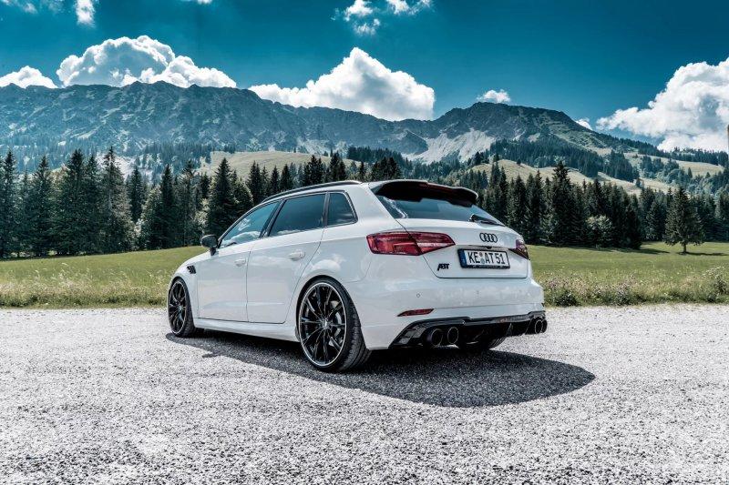 Audi RS3 Sportback в исполнении ABT Sportsline