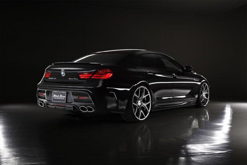 BMW Gran Coupe 6-й серии в кастомном обвесе от Wald International