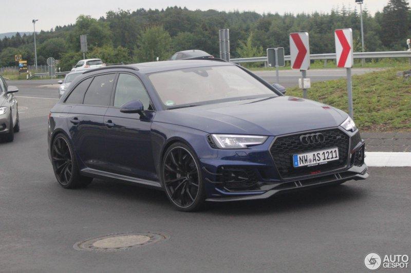 Audi RS4-R от мастеров ABT Sportsline