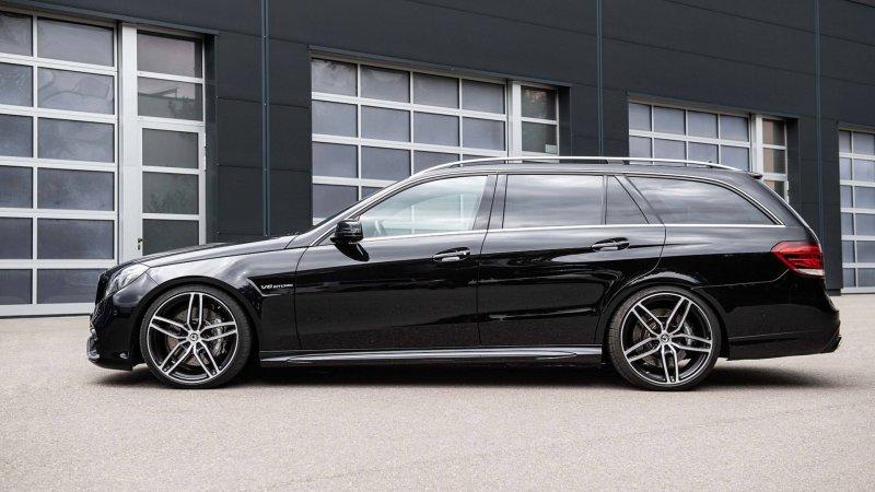 800-сильный Mercedes-AMG E63 S Estate от G-Power
