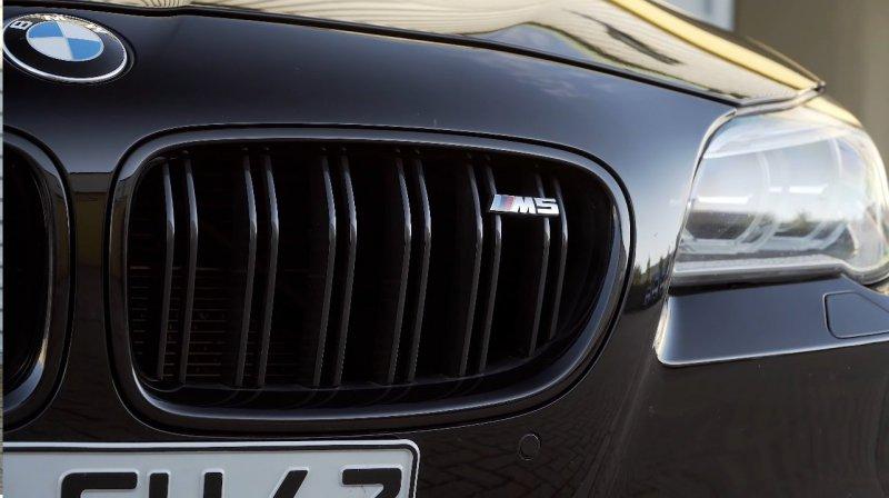 Единственный в своем роде универсал BMW M5 от мастеров CFD