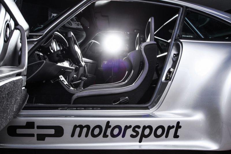 DP Motorsport превратили Porsche 965 в Porsche 935