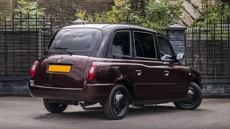 Мастера Kahn Design кастомизировали лондонское такси LTC TX4