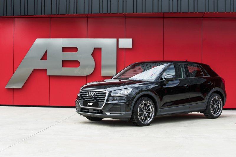 ABT разработали скромный тюнинг-комплект для Audi Q2