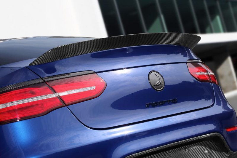 Mercedes-AMG GLC 63 Coupe в тюнинге TopCar