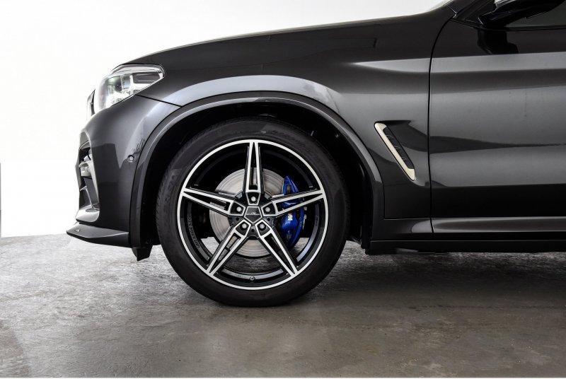 BMW X4 второго поколения от мастеров AC Schnitzer