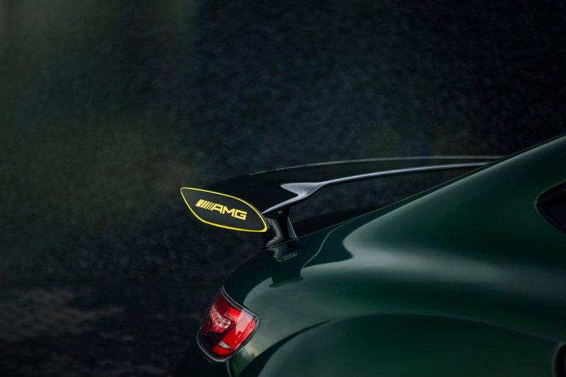 641-сильный Mercedes-AMG GT S в тюнинге Fostla